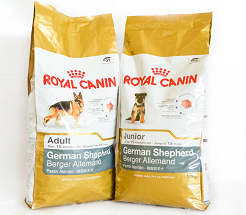 Royal Canin German Shepherd Image