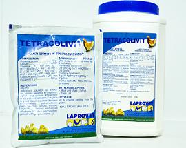 Tetracolivit Image